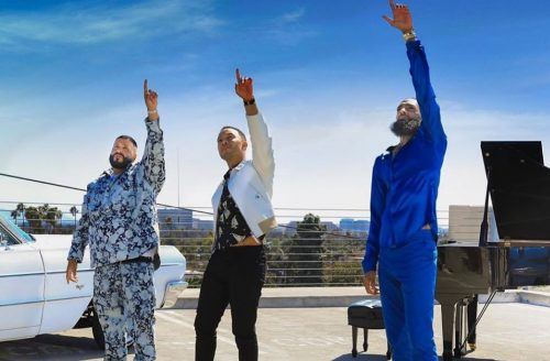 DJ Khaled - Higher ft. Nipsey Hussle, John Legend (Video)