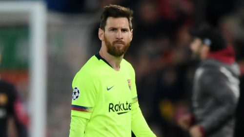 'Valverde is practically blameless' - Messi insists Barcelona players must shoulder blame for Liverpool disaster