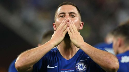Ramos excited to play with 'world-class' Hazard at Real Madrid