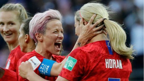 13-0! The incredible stats behind the USWNT's record-breaking Thailand win