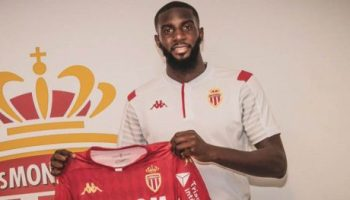 Bakayoko: I'm not 'taking a step back' by coming to Monaco