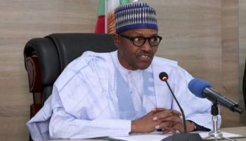 2020 Budget presented by President Buhari to NASS