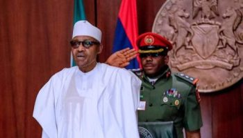 No Compromise On National Unity - President Buhari