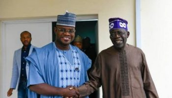 Tinubu urges Bello and Lyon to provide good governance in their respective states