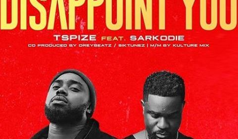 Download Mp3: TPsize – Disappoint You ft. Sarkodie