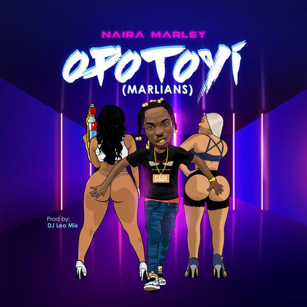 """DOWNLOAD MP3: Naira Marley – """"Opotoyi"""" (Marlians!)"""