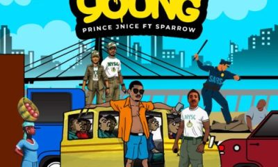 "DOWNLOAD Mp3: Prince J Nice – ""Too Young"" ft. Sparrow"
