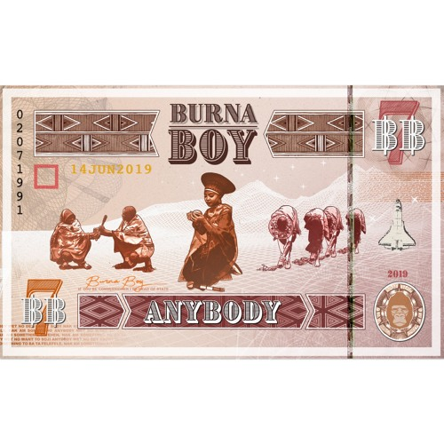Download mp3: Burnaboy Anybody