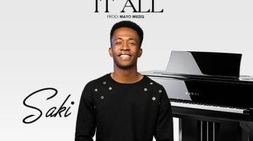 DOWNLOAD MP3: Saki – You Deserve It All