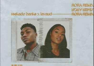 DOWNLOAD: Reekado Banks – Rora (Remix) ft. Lavaud