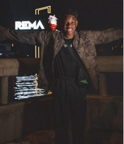 DOWNLOAD MP3: Rema – Rich Girls Like Me (Freestyle)