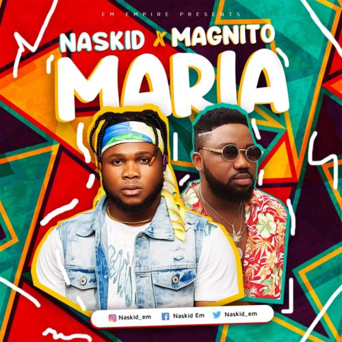 DOWNLOAD SONG: Naskid x Magnito – Maria