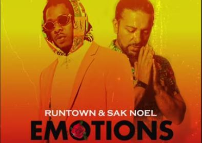 DOWNLOAD MP3: Runtown & Sak Noel – Emotions