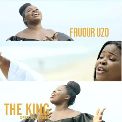 DOWNLOAD MP3: Favour Uzo – The King