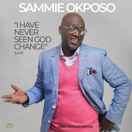 DOWNLOAD: Sammie Okposo – I Have Never Seen God Change (LIVE)