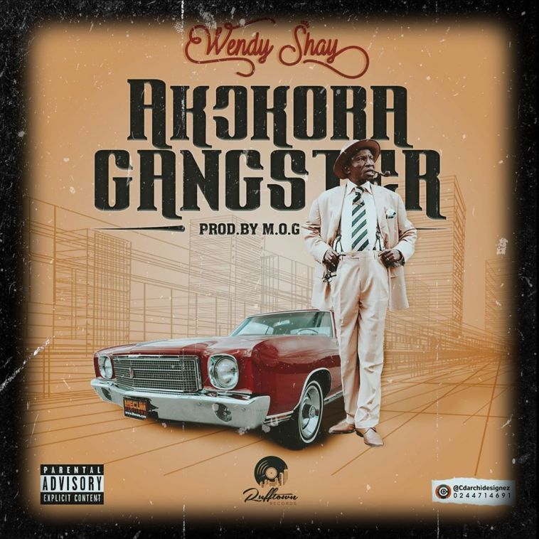 DOWNLOAD MP3: Wendy Shay – Akokra Gangster (Prod by MOG Beatz)
