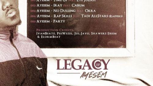 DOWNLOAD MP3: Ayesem – No Dulling ft. Okra