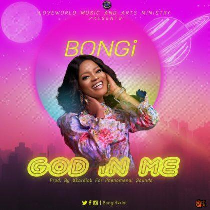 DOWNLOAD MP3: Bongi – God In Me