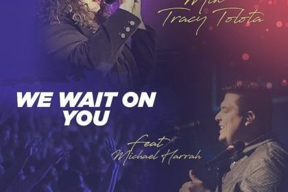 DOWNLOAD MP3: Min Tracy Tolota – We Wait on You