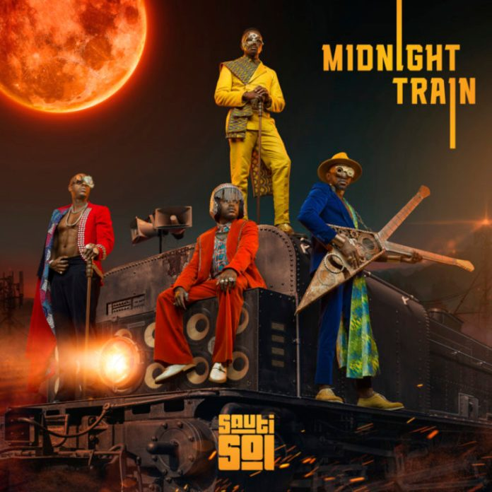 DOWNLOAD: Sauti Sol ft. Soweto Gospel Choir – Brighter Days