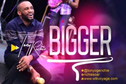 DOWNLOAD MP3: Tony Richie – Bigger