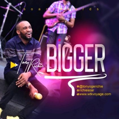 DOWNLOAD MP3: Tony Richie – Bigger