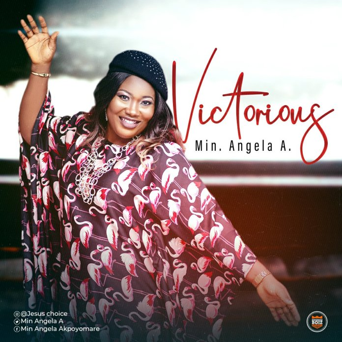 DOWNLOAD Music: Min. Angela A. – Victorious