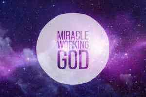 DOWNLOAD MP3: Aghogho – Miracle Working God (LIVE)