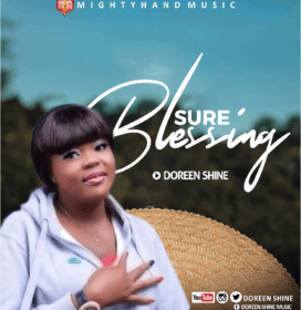 DOWNLOAD MP3: Doreen Shine – Sure Blessing