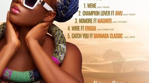 DOWNLOAD MP3: Papa – African Princess (EP)
