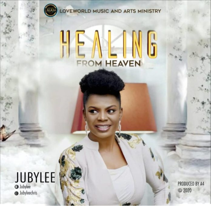 DOWNLOAD MP3: Jubylee – Healing From Heaven