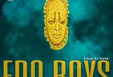 DOWNLOAD MP3: Magnito ft. Ninety6 – Edo Boys