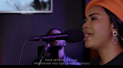 DOWNLOAD MP3: Mercy Chinwo – Omekannaya (Live)