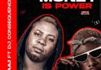 DOWNLOAD MP3: LAAJ ft. DJ Consequences – Money Is Power (Prod. By Rexxie)