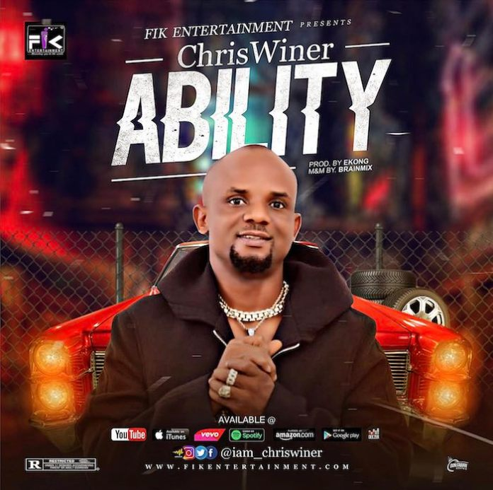 DOWNLOAD MP3: ChrisWiner – Ability