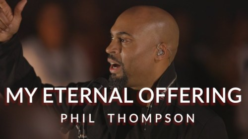 DOWNLOAD MP3: Phil Thompson – My Eternal Offering Ft. Tamela Hairston