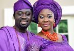 Mercy Johnson welcomes Baby Girl (photos)