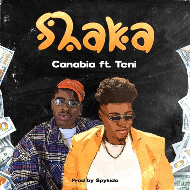 DOWNLOAD MP3: Canabia ft. Teni – Shaka