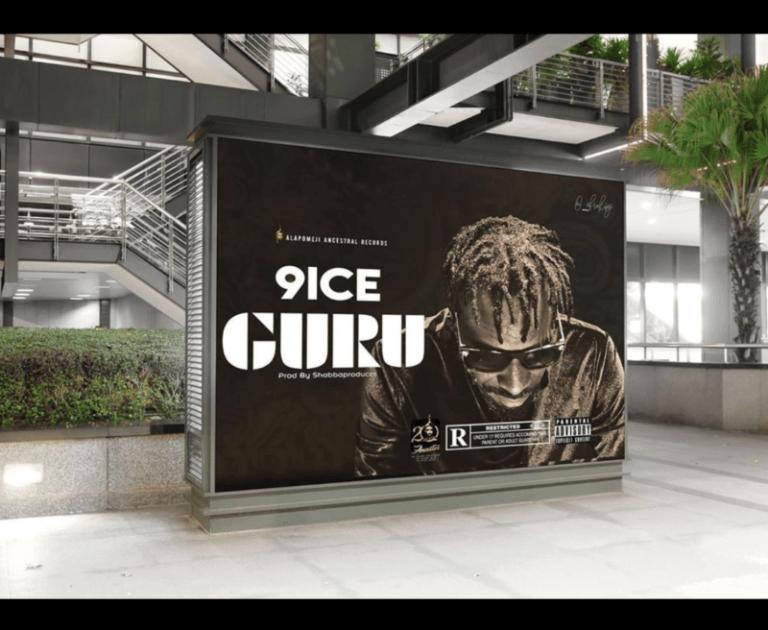 DOWNLOAD MP3: 9ice – Guru