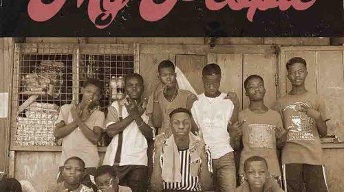 DOWNLOAD MP3: J.Derobie - My People