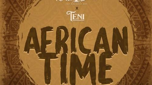 DOWNLOAD MP3: Krizbeatz ft. Teni – African Time