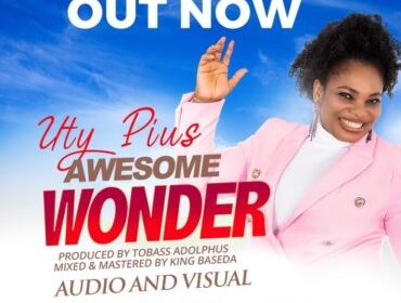 DOWNLOAD MP3: Uty Pius – Awesome Wonder