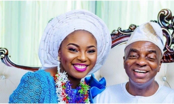 Bishop David Oyedepo Gives Out Daughter's Hand In Marriage