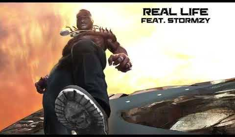 DOWNLOAD MP3: Burna Boy ft. Stormzy – Real Life