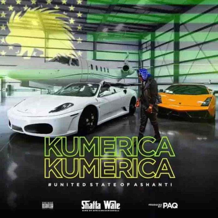 DOWNLOAD MP3: Shatta Wale – Kumerica