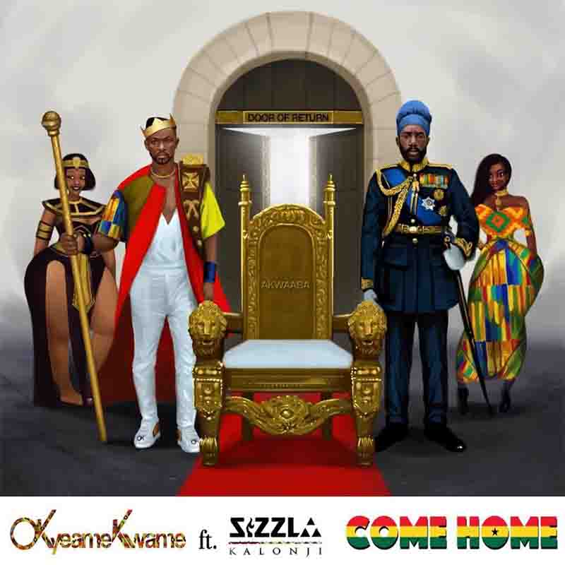 DOWNLOAD MP3: Okyeame Kwame Ft. Sizzla – Come Home