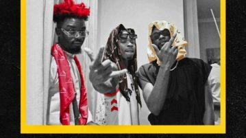 DOWNLOAD MP3: FloWolf x Dremo x Mayorkun – On A Jay