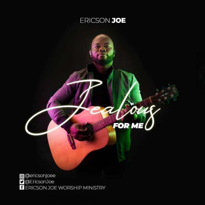 DOWNLOAD MP3: Jealous For Me – Ericson Joe