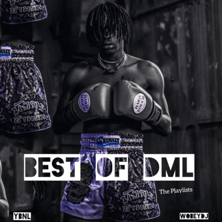 [Mixtape] DJ Enimoney – Best Of DML