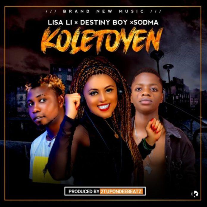 DOWNLOAD MP3: Lisa Li ft. Destiny Boy x Sodma – Koletoyen